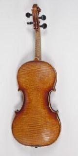 Violin Leonardo Genaro Strad copy w/bow