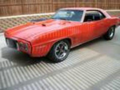 1969 Pontiac Firebird Coupe 455