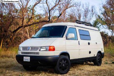 1999 Volkswagen Eurovan Winnebago Camper