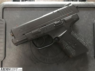 For Sale: Springfield XDE 9mm 3.3 DA/SA