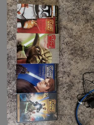 Star wars clone wars complete collection