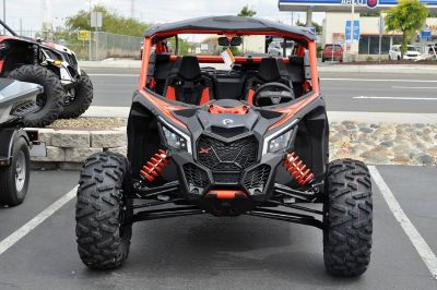 2018 Can-Am Maverick X3 X rs Turbo R Sport-Utility Utility Vehicles Elk Grove, CA