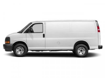 2019 GMC Savana Cargo Van Work Van (Summit White)
