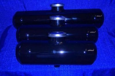 Buy 4x12,14,16,18 spun aluminum gas tanks motorcycle in McPherson, Kansas, United States, for US $125.00