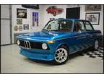 1976 BMW 2002 Sunroof Leather Seats