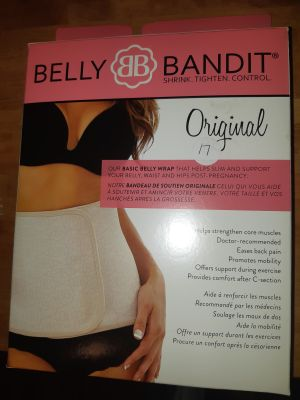 Brand New In Box Belly Bandit size small