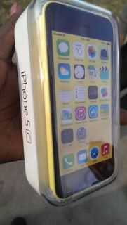 Iphone C 16Gb (Yellow)