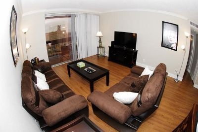 $100, 1br, downtown  corporate housing  apartment