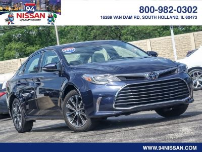 2017 Toyota Avalon XLE (blue)
