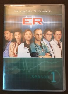 First season of ER *please read description*