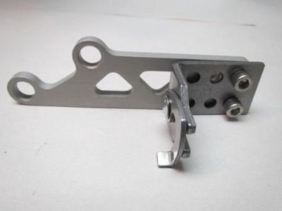 Buy Fuel Shut off Bracket for 110 Enderle or 175 Hilborn Fuel pumps w 6 bolt cover motorcycle in Nashville, Tennessee, United States, for US $49.00