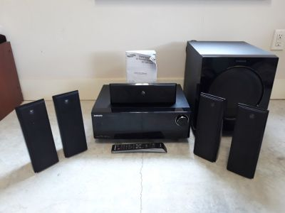 Samsung HT-AS720S 5.1 Channel Home Theater System