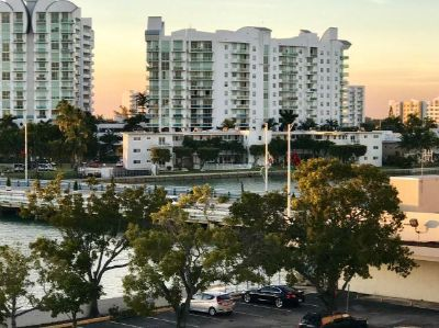 For sale Island Place condo in North Bay Village. Miami Florida