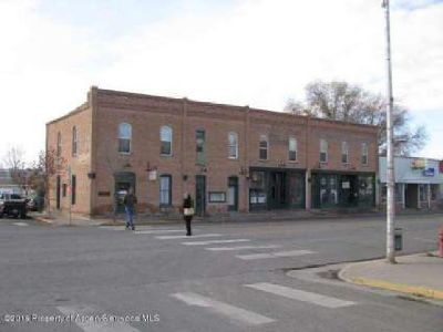 101-107 W Bridge Street Hotchkiss Nine BR, HISTORIC OLD HOTEL!