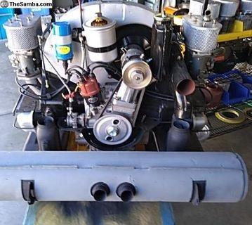 Porsche SC engine