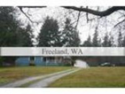 Auction Land for sale in Freeland WA