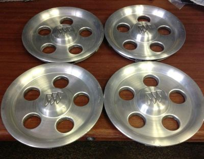 Purchase Set 4 Buick LeSabre Factory OEM Machined Wheel Center Cap 9592813 HOL 4009 motorcycle in Holt, Michigan, US, for US $20.00