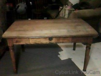 $150, antique table