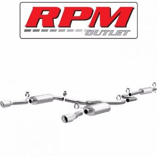Sell MAGNAFLOW STREET CAT BACK EXHAUST 15197 FOR YOUR 2012-2013 CHEVY IMPALA 3.6L V6 motorcycle in Gilbert, Arizona, United States, for US $950.51