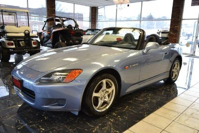 2002 Honda S2000 Base (Suzuka Blue Metallic)