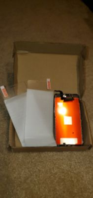 iPhone 6s plus assembly with 2 screen protectors