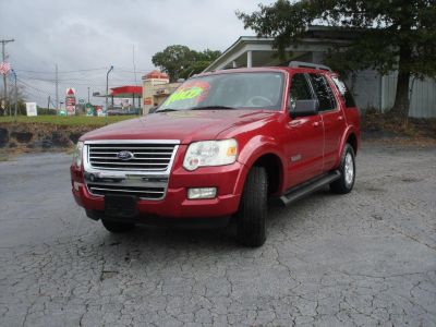 2008 Ford Explorer XLT (RED)