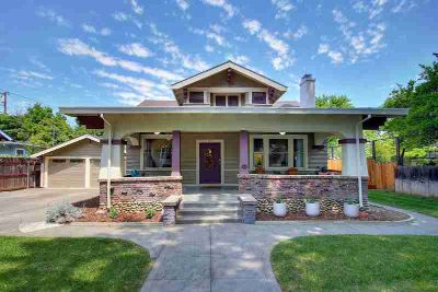 411 Pendegast Street WOODLAND Two BR, This Craftsman Jewel is a
