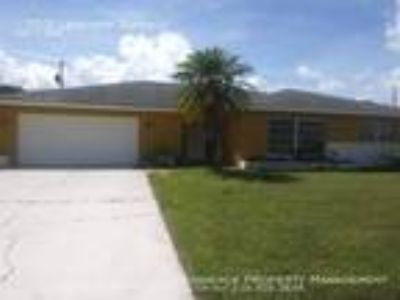 Three BR Two BA In North Fort Myers FL 33903