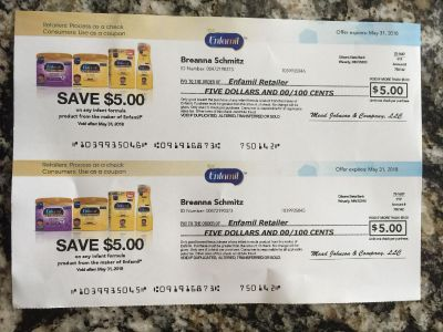 TRADE Enfamil coupons for Similac