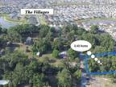 Land for Sale by owner in Wildwood, FL