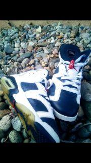 Olympic Jordans