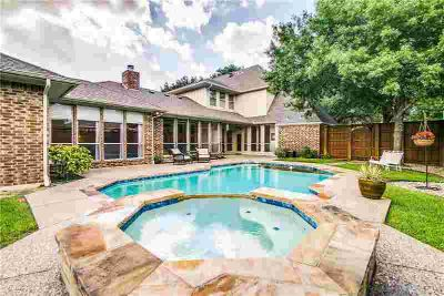4640 Penbrook Court PLANO Four BR, Location, Location