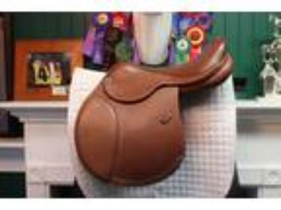 M Toulouse Annice Close Contact Jumping Saddle 175