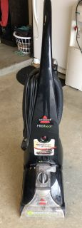 Bissell proheat steam vacuum
