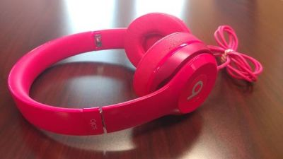 Beats Solo 2 Wired - Pink