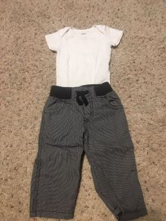 Boys 6-12 Months Outfit