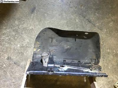 Battery Tray Repair