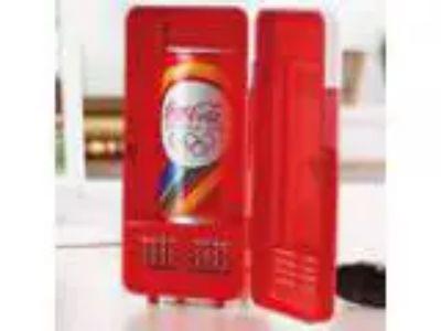LEORX Portable Mini USB Fridge Refrigerator Icebox USB Can Coole