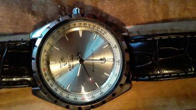 Breitling navigator watch