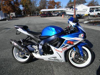 2011 Suzuki GSX-R600 SuperSport Motorcycles Springfield, MA