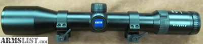 For Sale: Zeiss Victory Diavari 1.5-6x42 T*Riflescocope