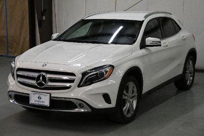 2015 Mercedes-Benz GLA 250 (White)