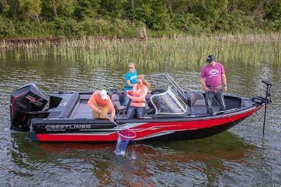2019 Crestliner 1850 SportFish SST Aluminum Fish Boats Kaukauna, WI
