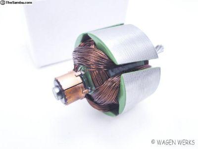 Bug 12V Wiper Armature Conversion 1958 to 1964 SWF