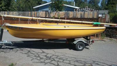 1981 Lido 14 sailboat