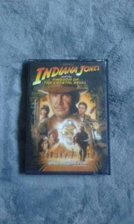Indiana Jones and the Kingdom Of The Crystal Skull DVD (Lucasfilm/Paramount, 200