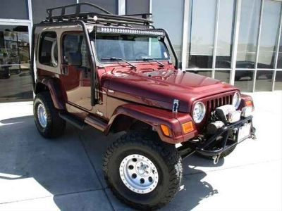 Used 2002 Jeep Wrangler for sale