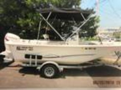 2015 Carolina Skiff 178 DLV