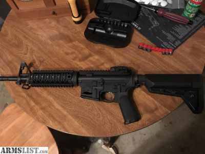 For Sale: AR15 build w/ red dot BCM, American Defense 5.56
