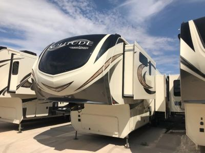 2019 Grand Design Solitude 384GK